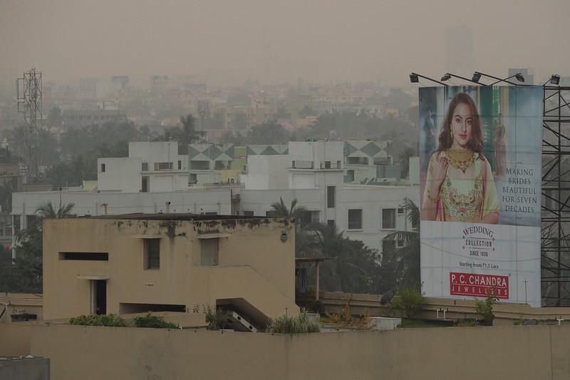 The Hazy Distance In Kolkata - Kohima, North-Eastern India