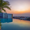 Sunset Overlooking Kolkata - Kohima, North-Eastern India