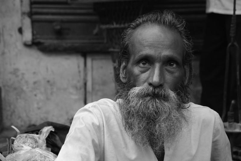 Homeless in Varanasi