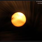 Sunset, Amruthur, Karnataka, India, May 2012