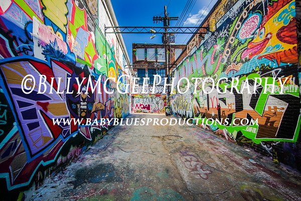 Baltimore Graffiti - 14 Jul 2015