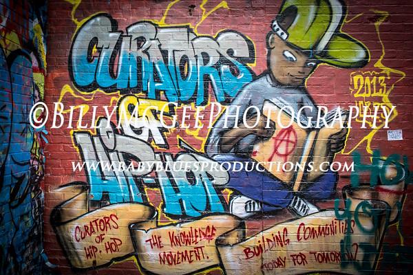Baltimore Graffiti Alley - 22 Mar 2014