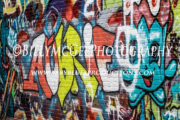 Baltimore Graffiti Alley - 30 Dec 2015