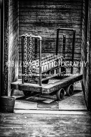 Lonaconing Silk Mill Factory - 28 Mar 2015