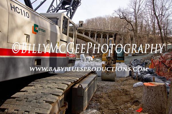 Patapsco Bridge Repair- 20 Feb 11