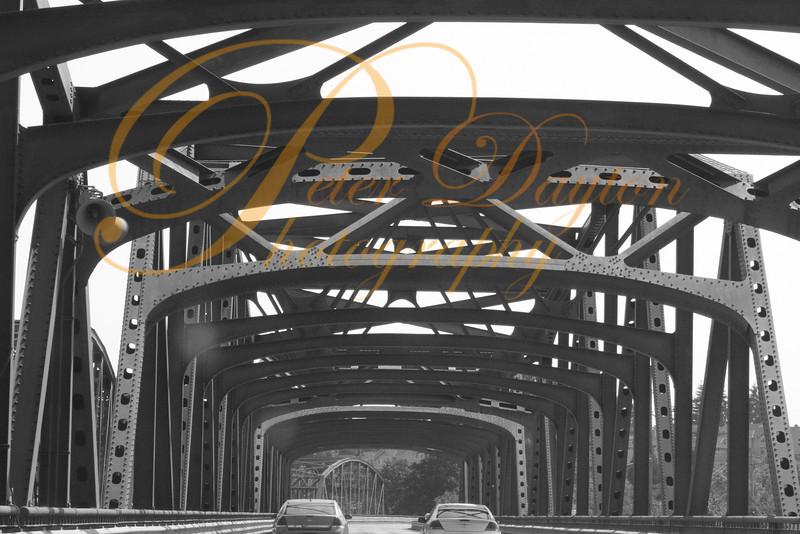 Southbound Snohomish Bridge