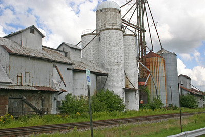 Old plant in Richmond - Southeaster Michigan.