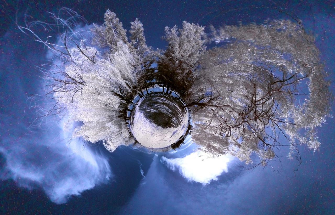 Planet Goose Pond Infrared (2)