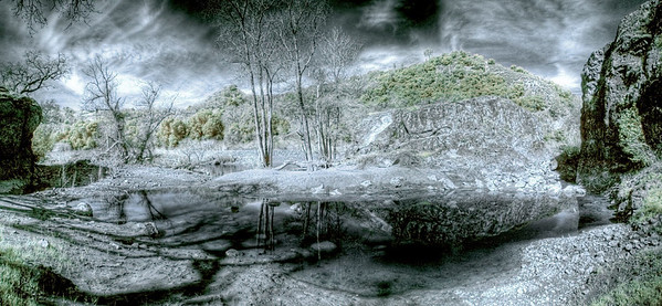 False Color IR HDR