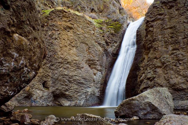 Jump Creek in Idaho