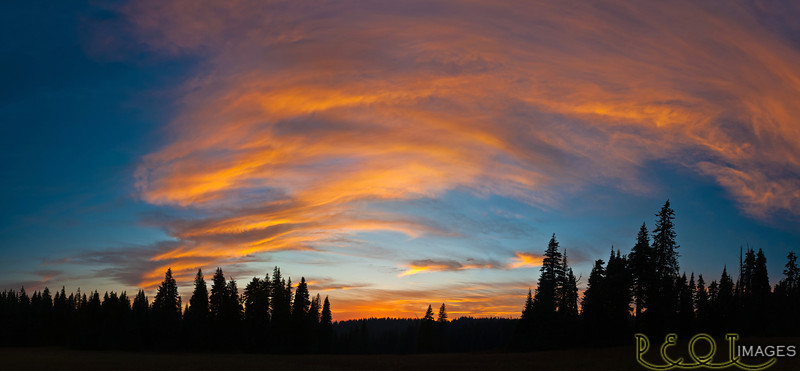 Sunset Pano 7i