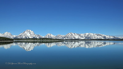 Jackson Lake, Grand Tetons NP