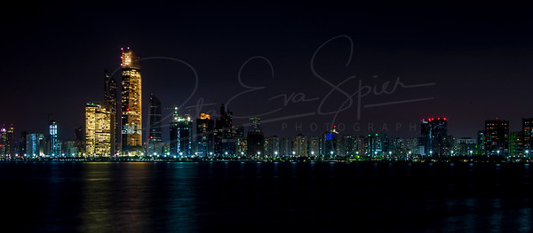 The Corniche at Night
