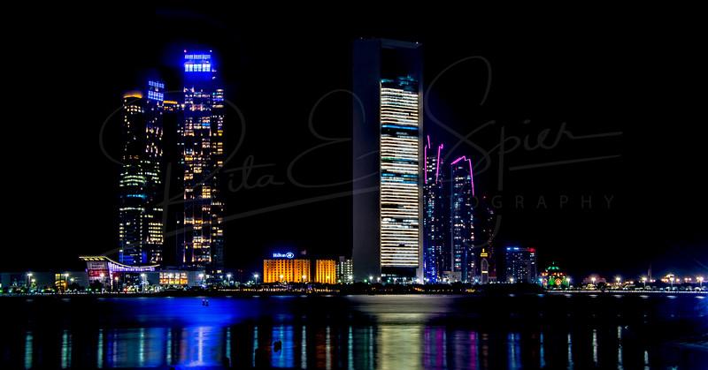 The Corniche End