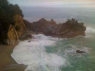 McWay Falls Julia Pfeiffer Burns State Park Big Sur Coast, California March, 2010