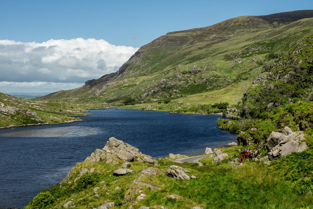 Gap of Dunloe- Killarney