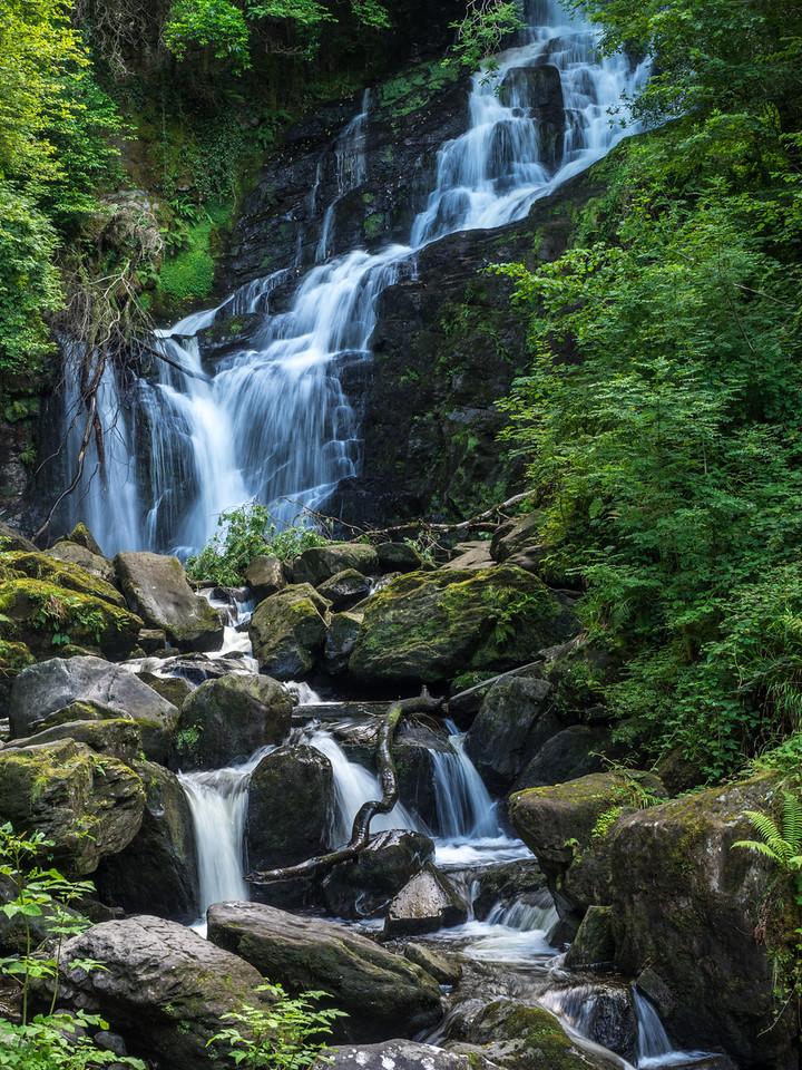 Torc Waterfall- Killarney national park