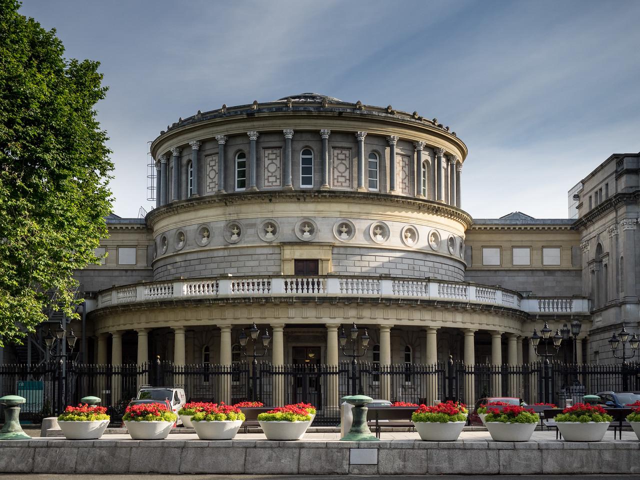 National Library of Ireland- Dublin