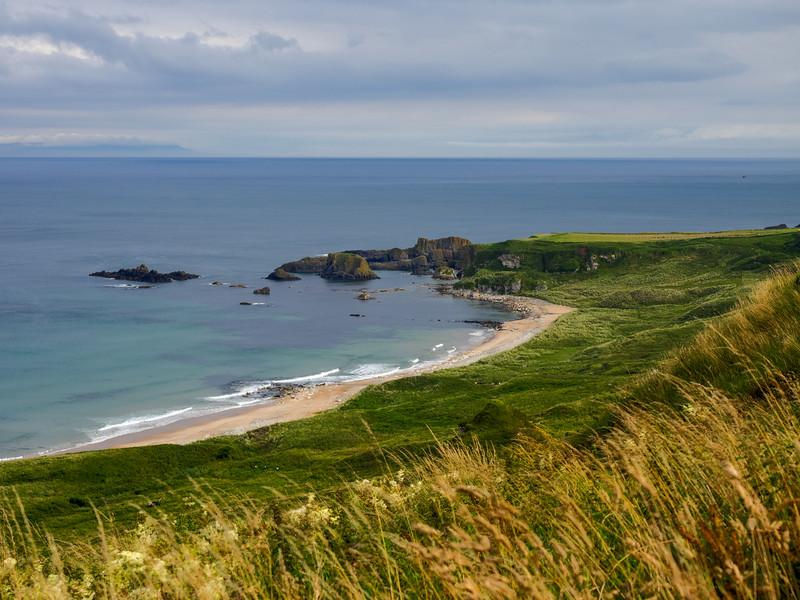 Larrybane Bay, Northern Ireland