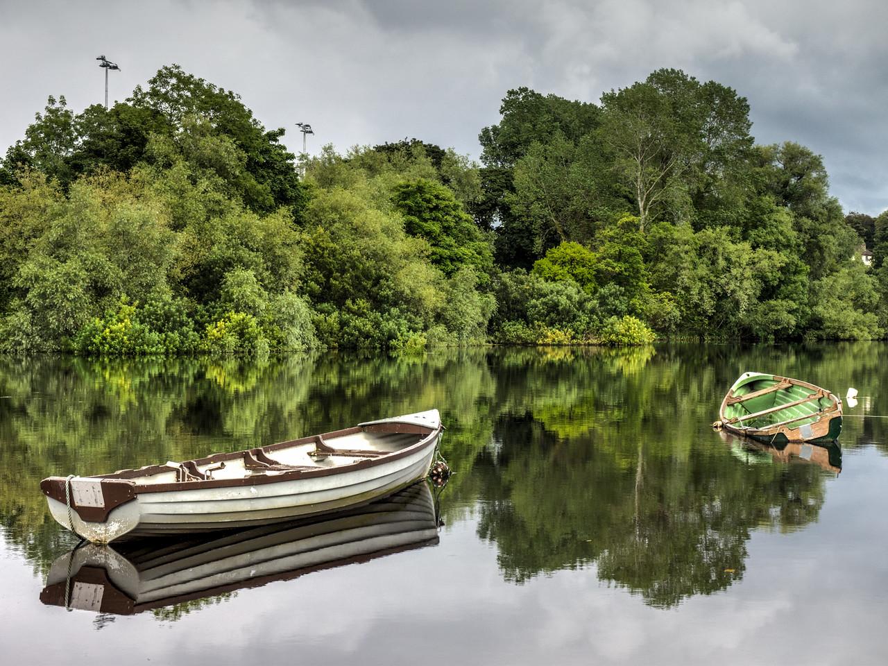 River Garavogue, Sligo