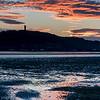 Scrabo Tower sunset