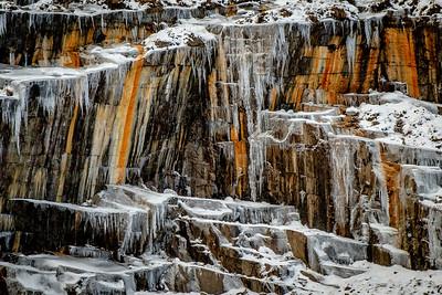 Crannoge Quarry, Mourne Mountains