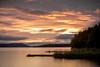 Lough Erne sunset
