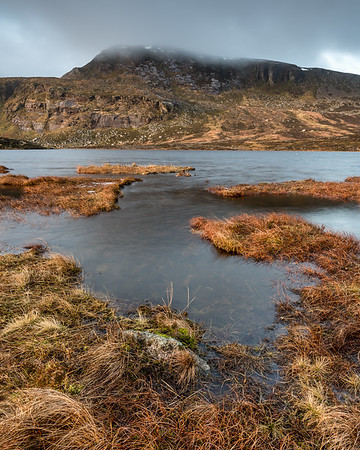 Blue Lough, Mourne Mountains