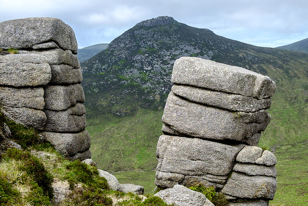 Granite tors and Doan