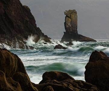 An Searrach Storm