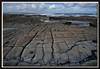 Eroded Stone Formations on the Irish West Coast