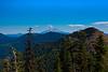 Iron Mountain, Iron Mountain Trail, Oregon - Mount Jefferson to the North