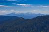 Iron Mountain, Iron Mountain Trail, Oregon - Three Sisters to the East