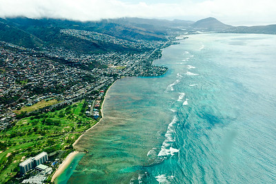 South Oahu Shoreline