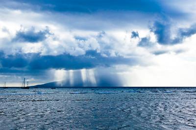 Maui Sun Shower