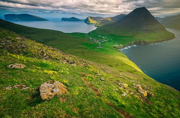Viðareiði & Villingadalsfjall