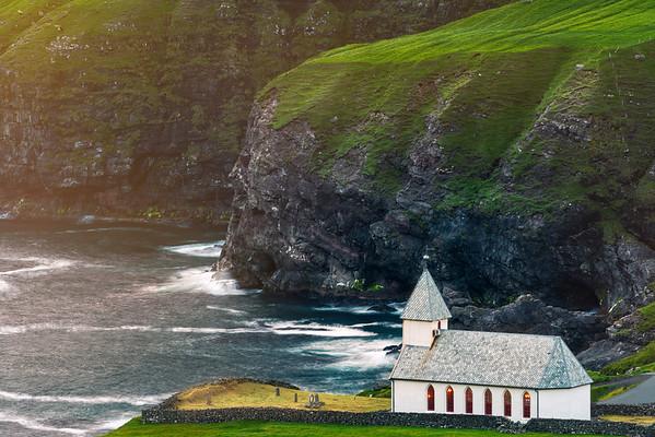 Viðareiði View