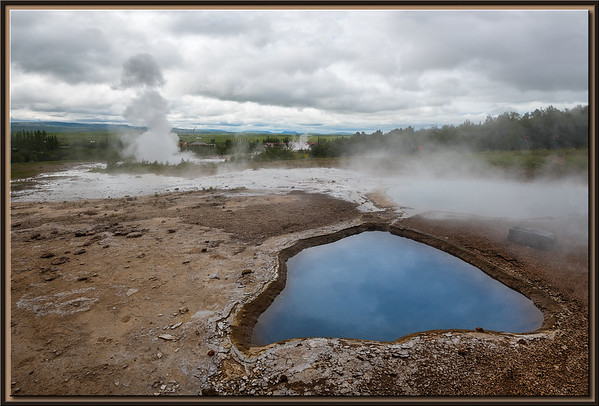 Geysir and Hot Pool