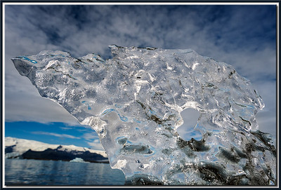 Arctic Ice Sculpture