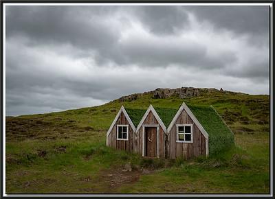 Little Troll Houses