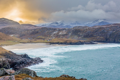 client: Remote Britain - location: Cliof Beach, Isle of Lewis