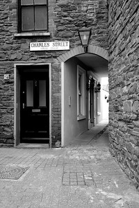 Charles Street, Peel, Isle of Man