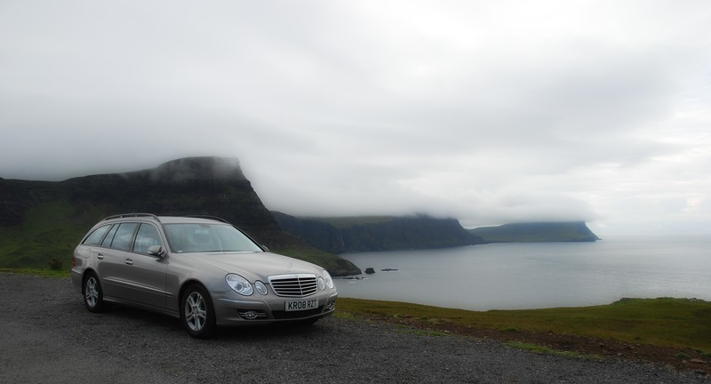 Me And My Mercedes-Benz...
