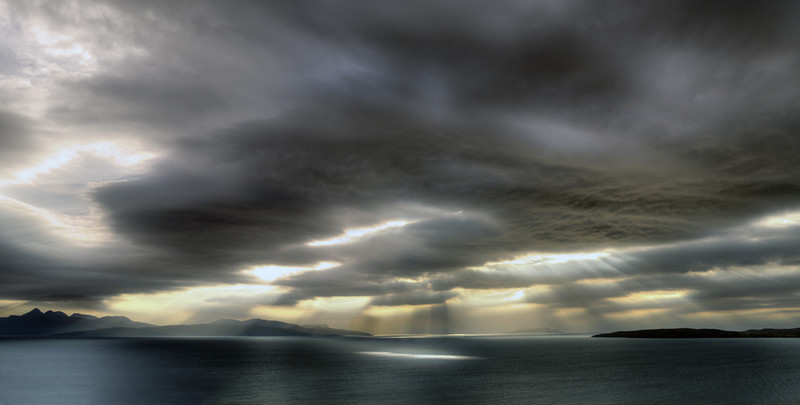 Hebridean Sea from Elgol, Isle of Skye