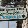 The Garden Tomb - an alternative to the Holy Sepulchre as the site of the crucifixion and resurrection of Jesus