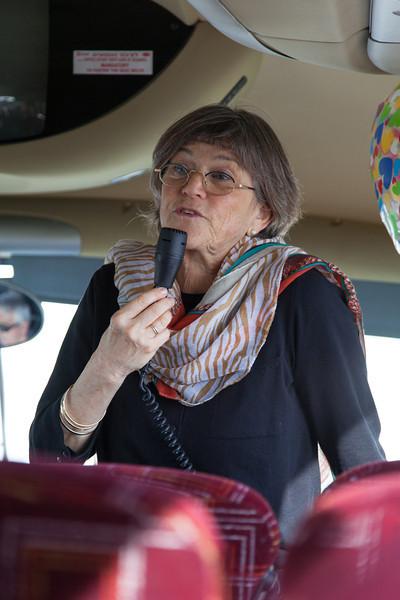 Gilla Treibich - the BEST tour guide