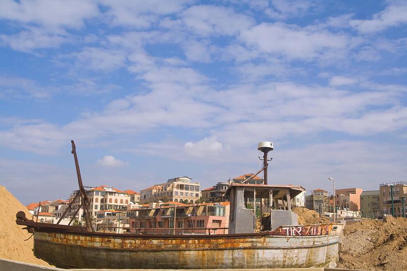 Old Yaffo Tel Aviv port