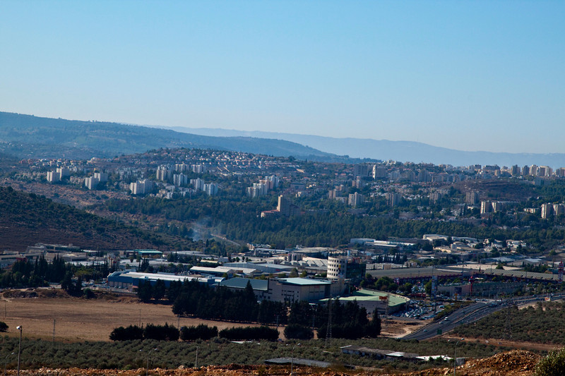 View of Carmiel