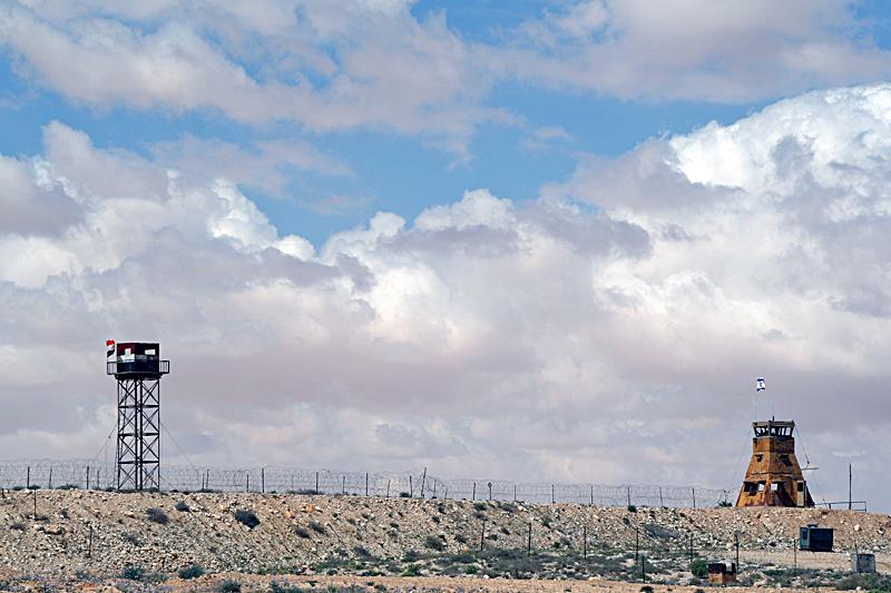 Israel - Egypt border