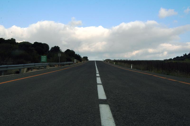 Road to Meron